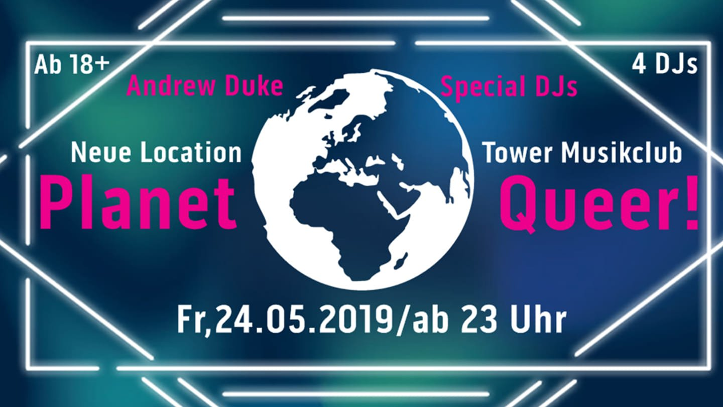 2019-05-24 Planet Queer